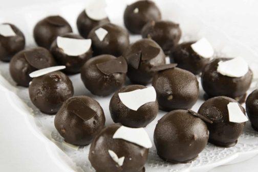 קוקוס מצופה שוקולד | טייסטפולי