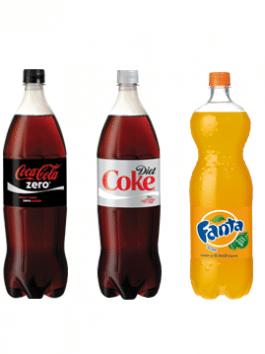 שתייה קלה מבית קוקה קולה